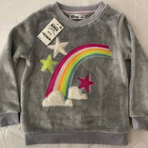 3T Rainbow sweatshirt